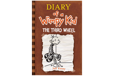 Wimpy Kid 7th book, Third Wheel