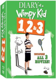 Diary of a Wimpy Kid Trilogy
