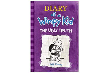 WimpyKid,TheUglyTruthBook
