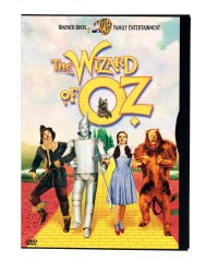 Wizard of Oz, classic Oscar winning movie