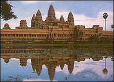 asian, african, and south american, famous buildings and