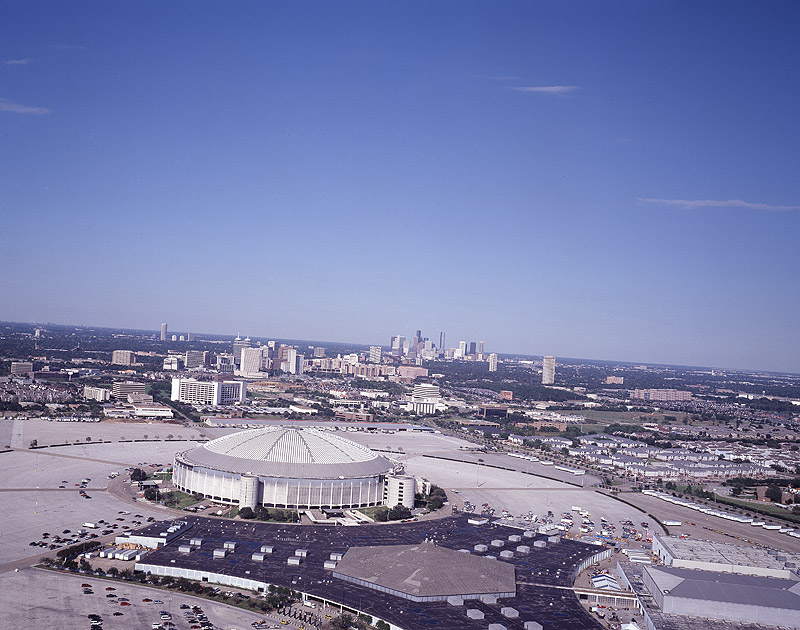 the astrodome the first domed stadium essay Remembering the astrodome, the eighth wonder of the world houston's futuristic astrodome is home of the first skybox and an the idea of a domed stadium.