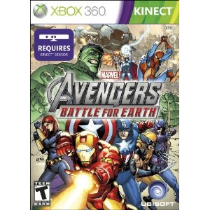 2012 video games for kids, avengers battle for earth