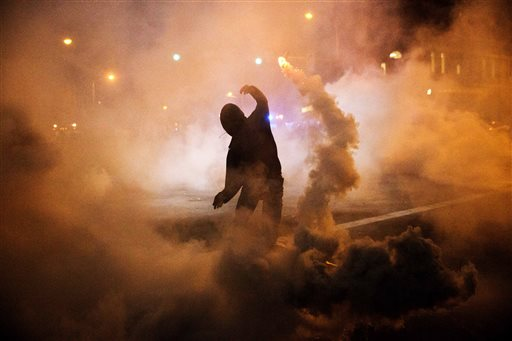 Freddie Gray Baltimore riots