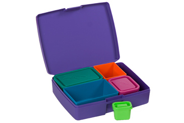 Green school lunch ideas, bento lunch box