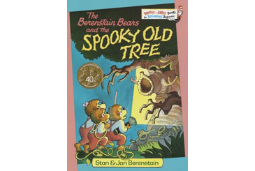Halloween children's book, Berenstain Bears and Spooky Old Tree