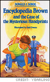 Encyclopedia Brownand the Case of the Mysterious Handprints
