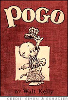 Pogo, by Walt Kelly, published by Simon and Schuster (1954)
