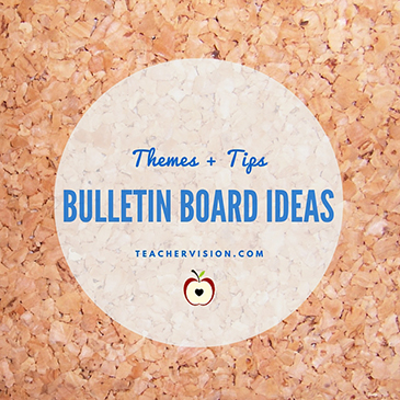 Bulletin Board Themes & Tips