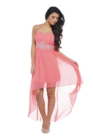 2013 prom dress, high low
