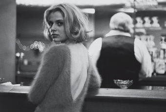 Nastassja Kinski as Jane in Wim Wenders's Paris, Texas (1984).