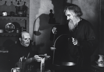 Contemporary filmmakers often decide that black and white is an appropriate medium to evoke a sense of the past, as in Mel Brooks's comic homage to an earlier horror era, Young Frankenstein.