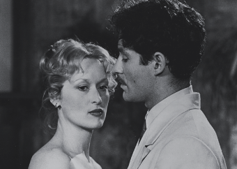 Meryl Streep, in one of countless Oscar-nominated roles, starring in Sophie's Choice (1982).