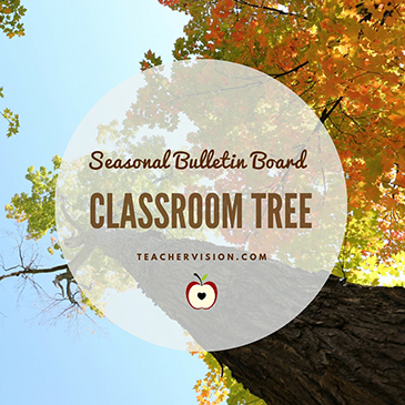 Classroom Tree Bulletin Board