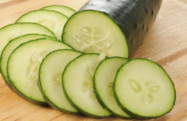 Dirty Dozen produce list, cucumbers