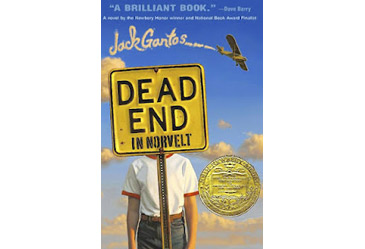 award winning childrens book, dead end in norvelt