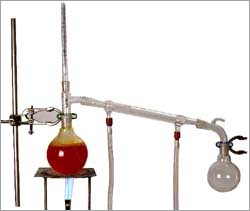 LABORATORY DISTILLATION