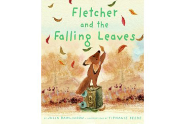 Halloween children's book, Fletcher and the Falling Leaves