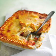 Chicken Pie photo