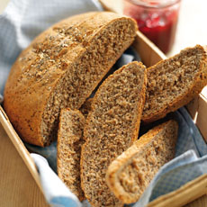 Gluten-Free Brown Bread photo