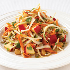 Carrot, Apple, and Cabbage Salad photo