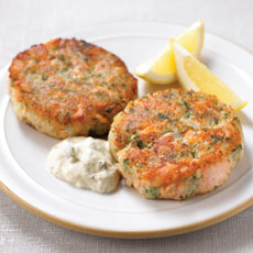 Salmon Fish Cakes photo