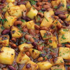 Spiced Bean and Herb Hash photo