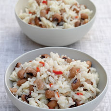 Rice and Peas photo