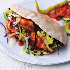 Chicken Doner Kebab photo