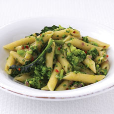 Pasta with Broccoli and Lemon photo
