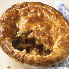 Meat and Potato Pie photo