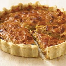 Onion Tart photo