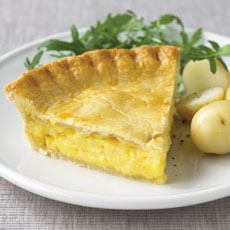 Cheese and Onion Pie photo