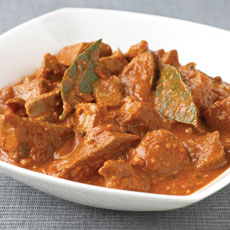 Hot and Fiery Lamb Masala photo