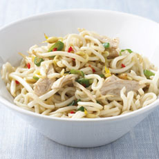 Turkey and Noodles photo