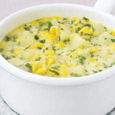 Sweetcorn Chowder photo