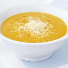 Spiced Butternut Squash Soup photo