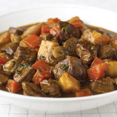 Beef and Parsnip Stew photo