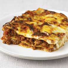 Beef and Tomato Lasagna photo