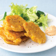 Sweet Corn Fritters photo