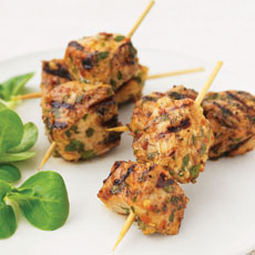 Mini Pork Kebabs photo