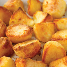 Crispy Roast Potatoes photo