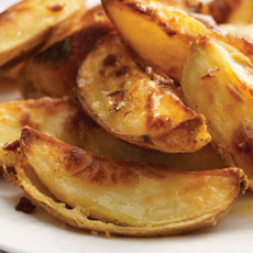 Chunky Potato Wedges photo