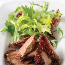 Crispy Duck Char Sui photo