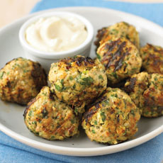 Sausage and Herb Balls photo