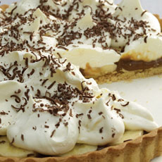 Easy Banoffee Pie photo