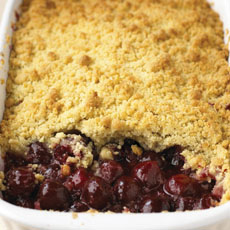 Cherry Crumble photo