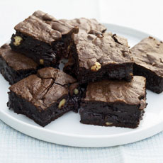 Chocolate and Hazelnut Brownies photo