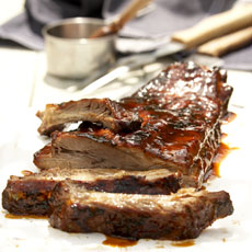 Easy Memphis-Style Barbecued Pork Spareribs photo
