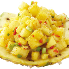 Pineapple-Curry Relish photo